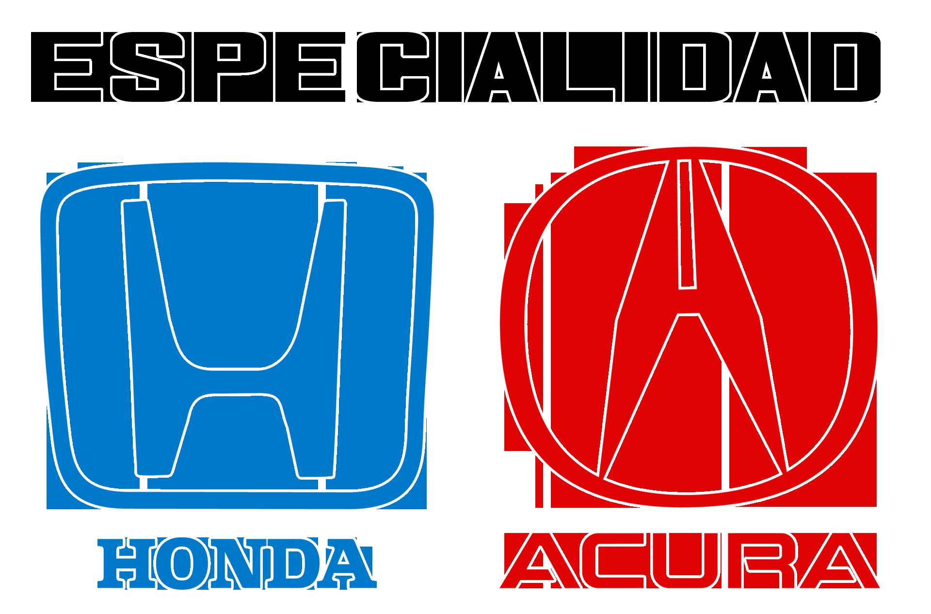 Especialidad Honda y Acura Logo